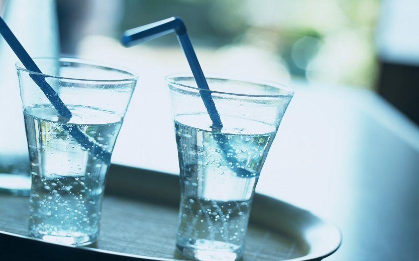 image Carbonated mineral water jpg