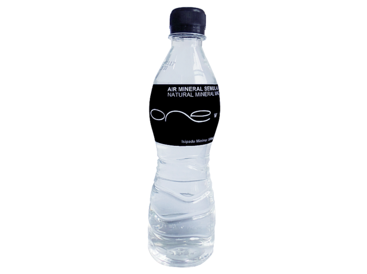 One Water Bottle