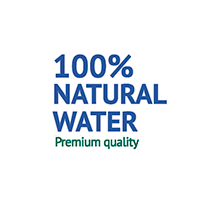 Image 100% Mineral Water png