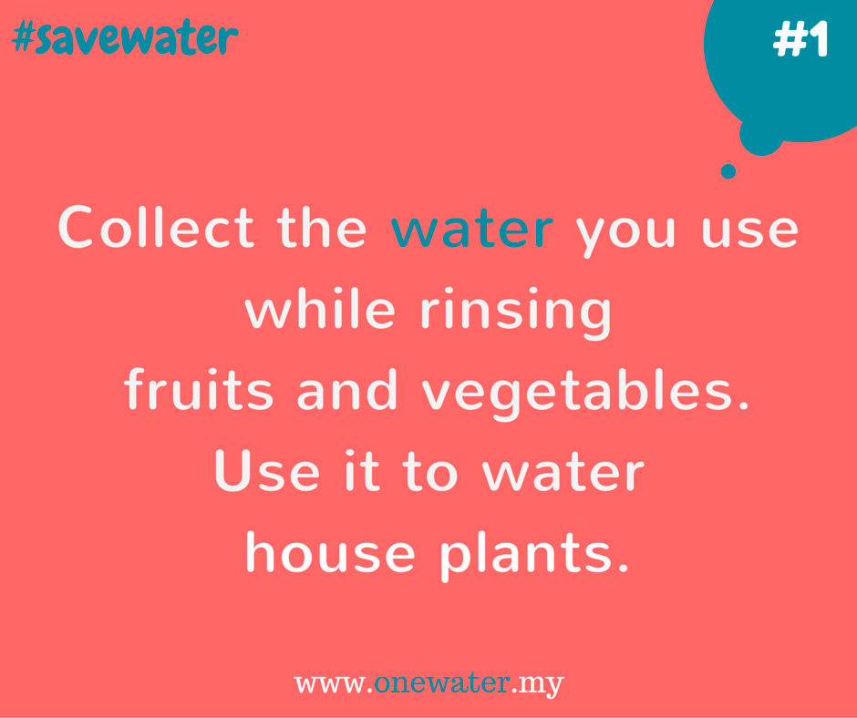 Image Save Water Tip 1