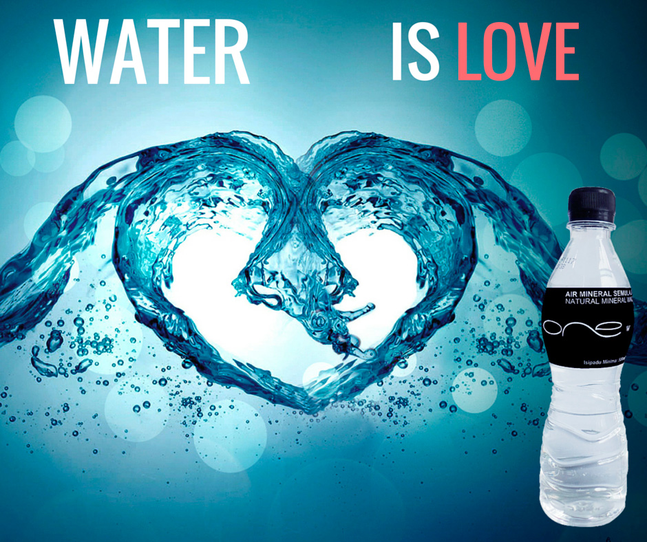 Image Water is Love