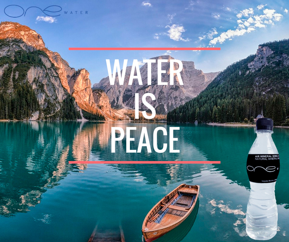 Image Water is Peace